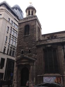 St Katharine Cree Exterior